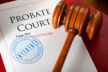 What is probate and why do people want to avoid it?
