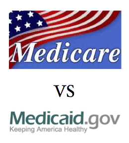 The Difference Between Medicaid and Medicare for Seniors