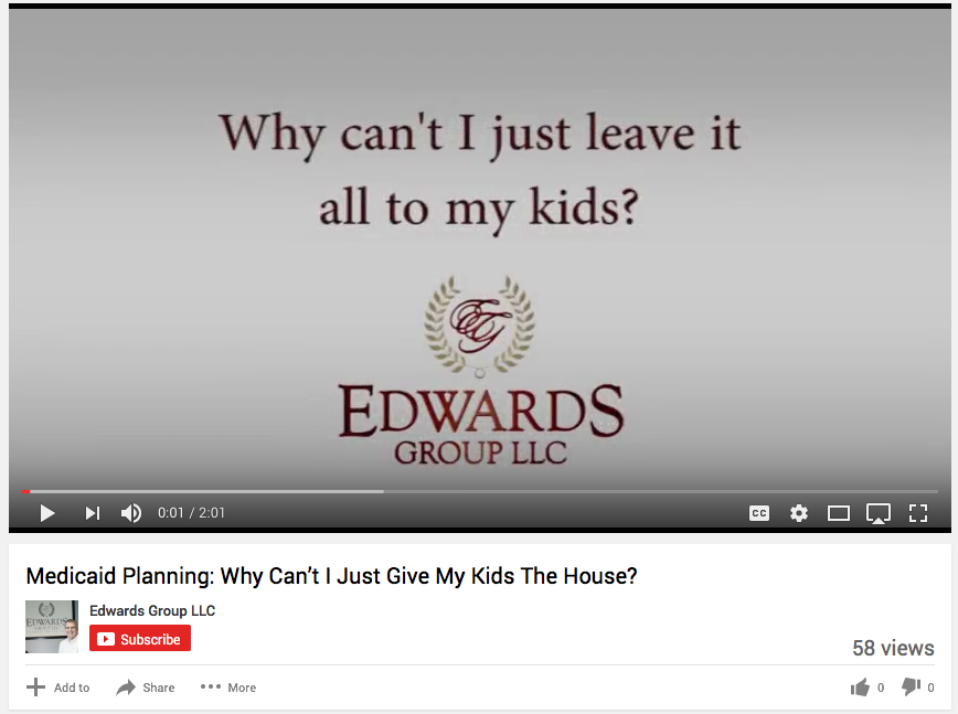 (Video) Beware of What Happens When You Give Your House to Your Kids