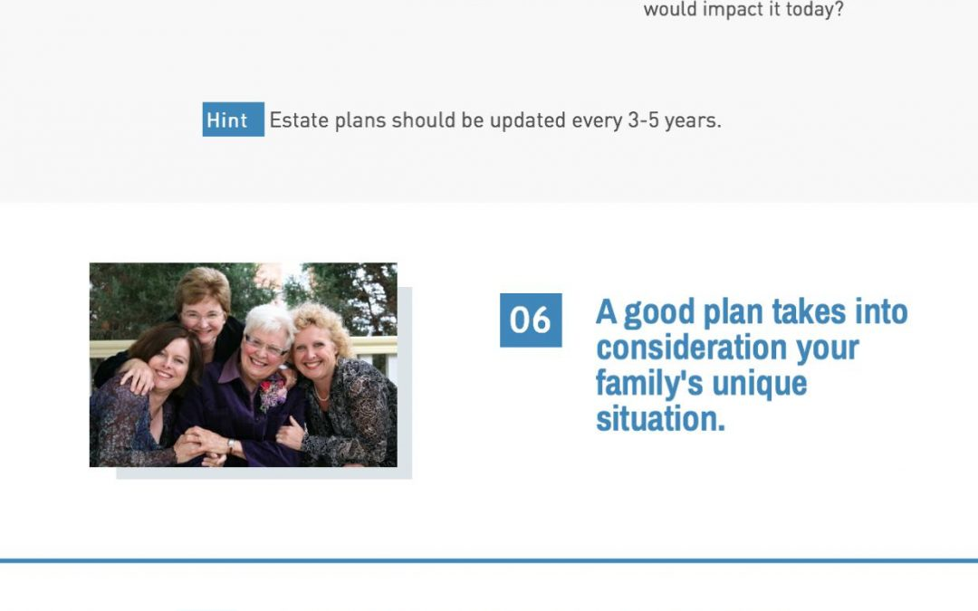 10 Ways to Tell a Good Estate Plan From a Bad One