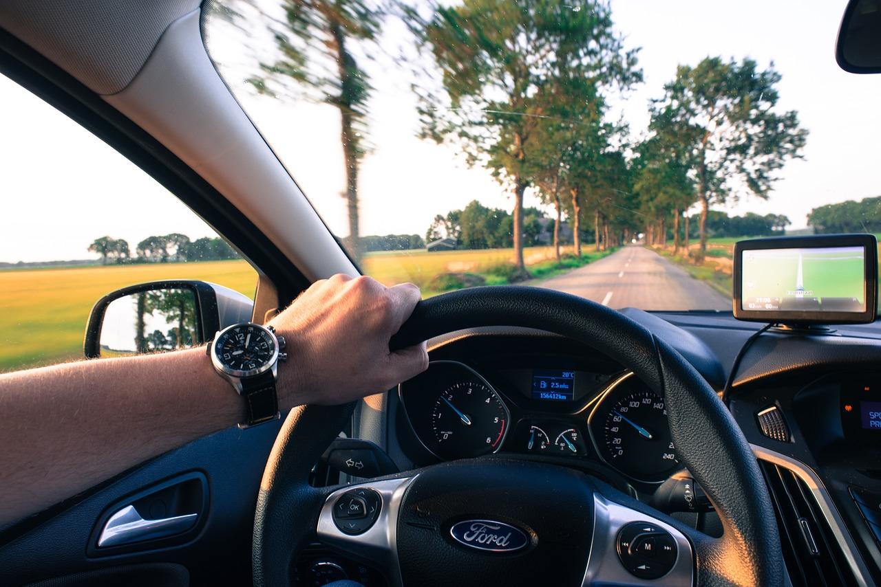 elderly driving
