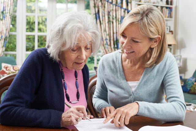 elder care workshop